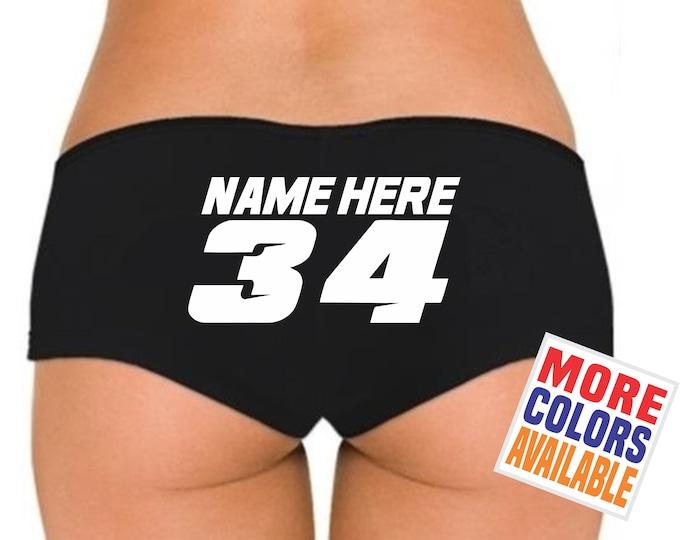 Ass behind booty butt cheer pantie pantie underwear