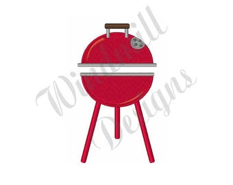Grill Embroidery Etsy
