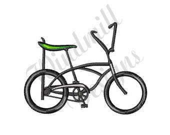 banana seat bicycle etsy OCC Choppers bicycle machine embroidery design embroidery designs machine embroidery embroidery patterns embroidery files instant download