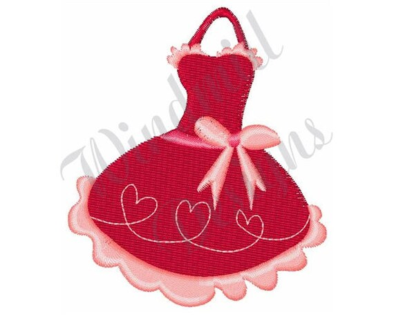 Heart Kitchen Apron Machine Embroidery Design Etsy
