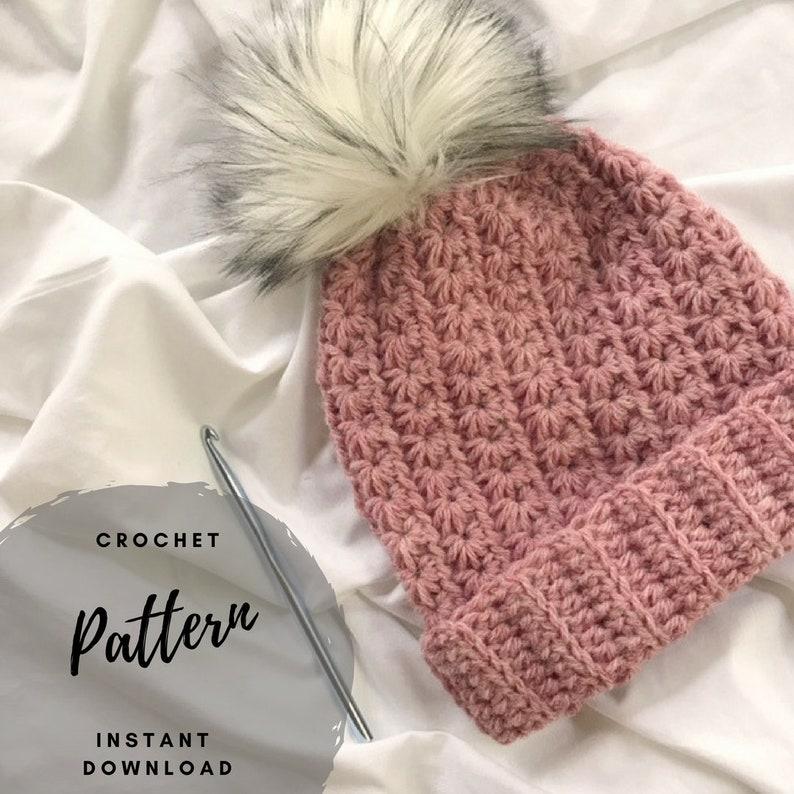 80035ba236b Estrela Beanie Crochet Pattern