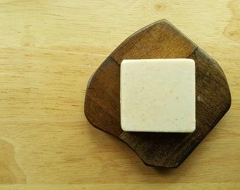 Oatmeal, Honey, and Milk Soap Shapes