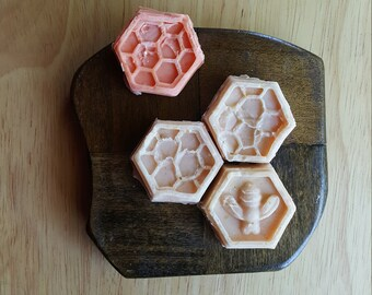 Orange and Lemon Bees