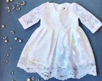 Harmonia baptismal dress cc62e23ad
