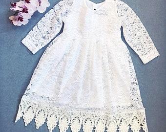 White Blessing Dress