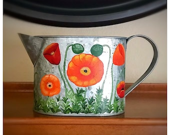 Poppy Watering Can