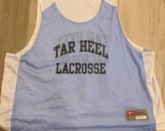 d02e307eb4a42d Vintage NCAA UNC North Carolina Tarheels Lacrosse jersey