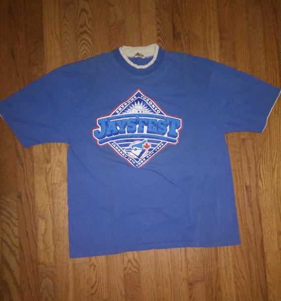 Mens Vintage Toronto Blue Jays tshirt