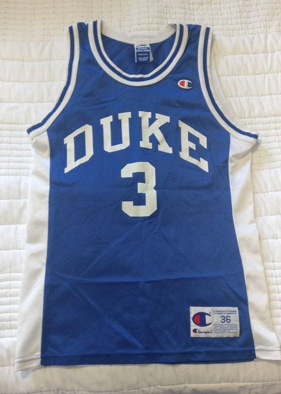 Men/'s Size Large. New Year SALE 15/% Off Vintage 90/'s NCAA Duke Blue Devils Basketball Practice Snap-Away Pants