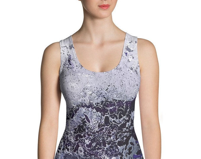 Sublimation Cut & Sew Tank Top