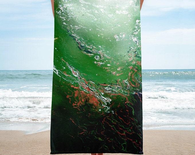 Evergreen Towel