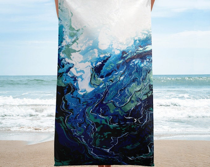 Vela Beach Towel