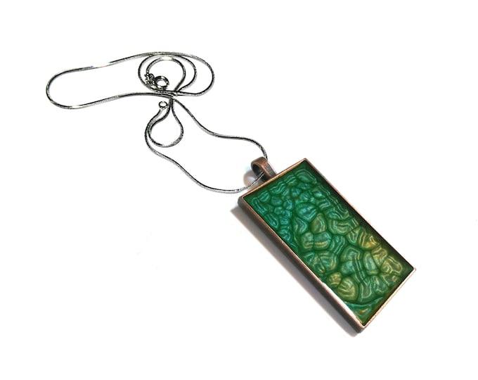 Evergreen Pendant