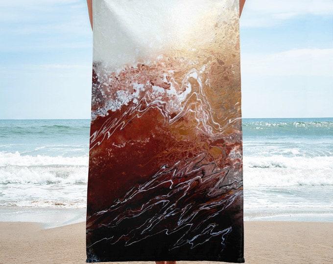 Gaina Beach Towel