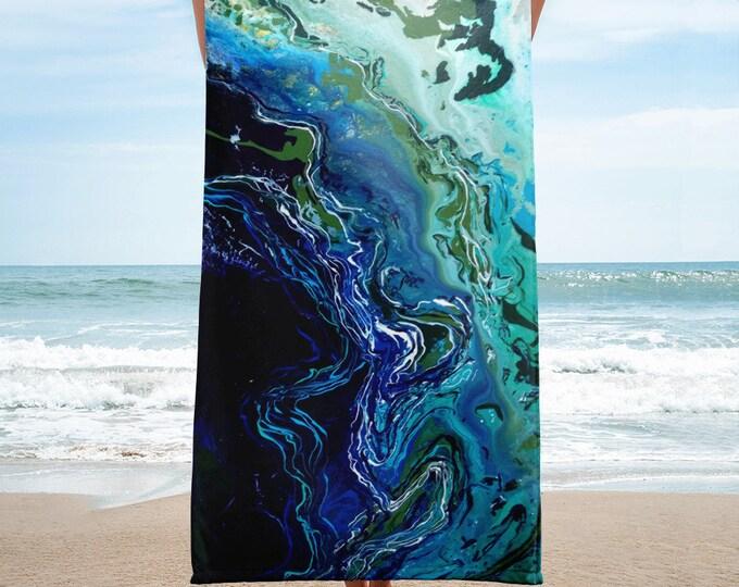 Theo Beach Towel