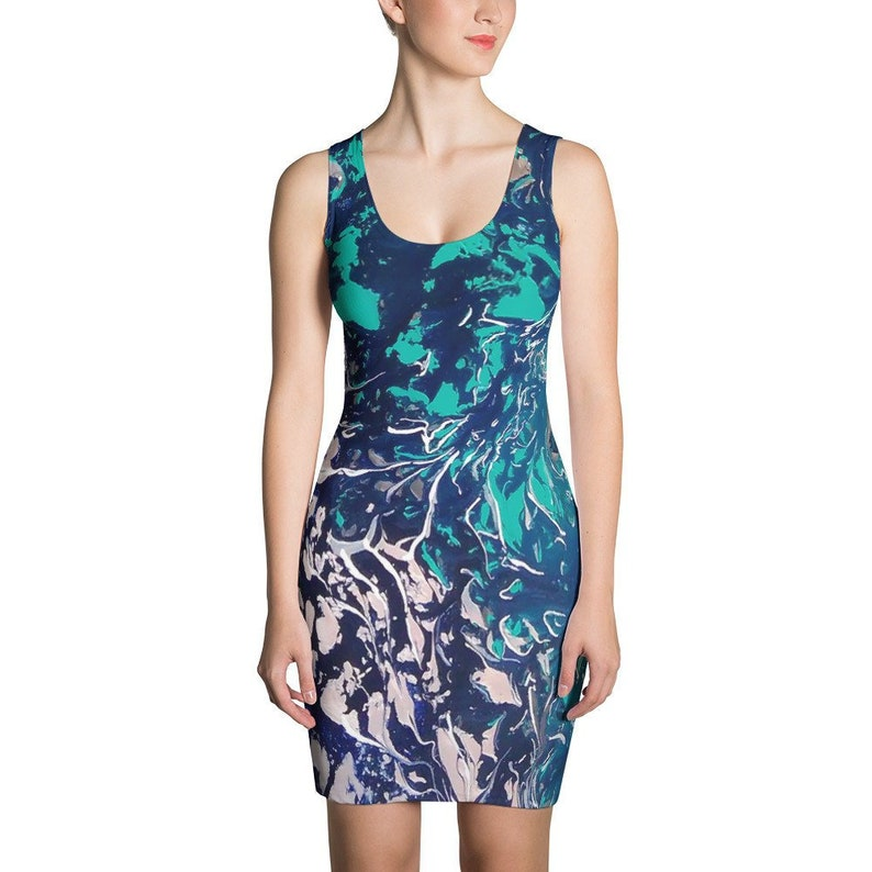 Sublimation Cut /& Sew Dress
