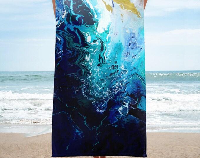 Vanita Beach Towel