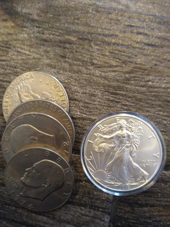 1974 Canada One Dollar Coin NICE GRADE