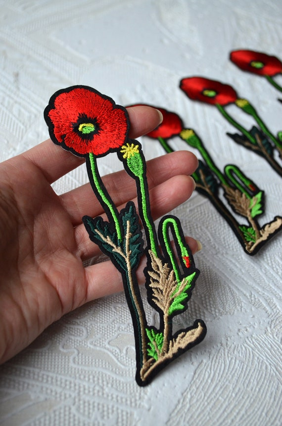 Remembrance Embroidery Patch the last post 26