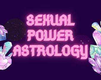 18+ better Sexual Power Astrology For Singles and Couples | Synastry | Sexual healing | Sacral chakra | Secrets |
