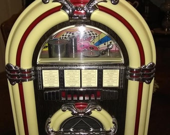 2779764e33 1991 Thomas Jukebox Radio. Planters Limited Edition