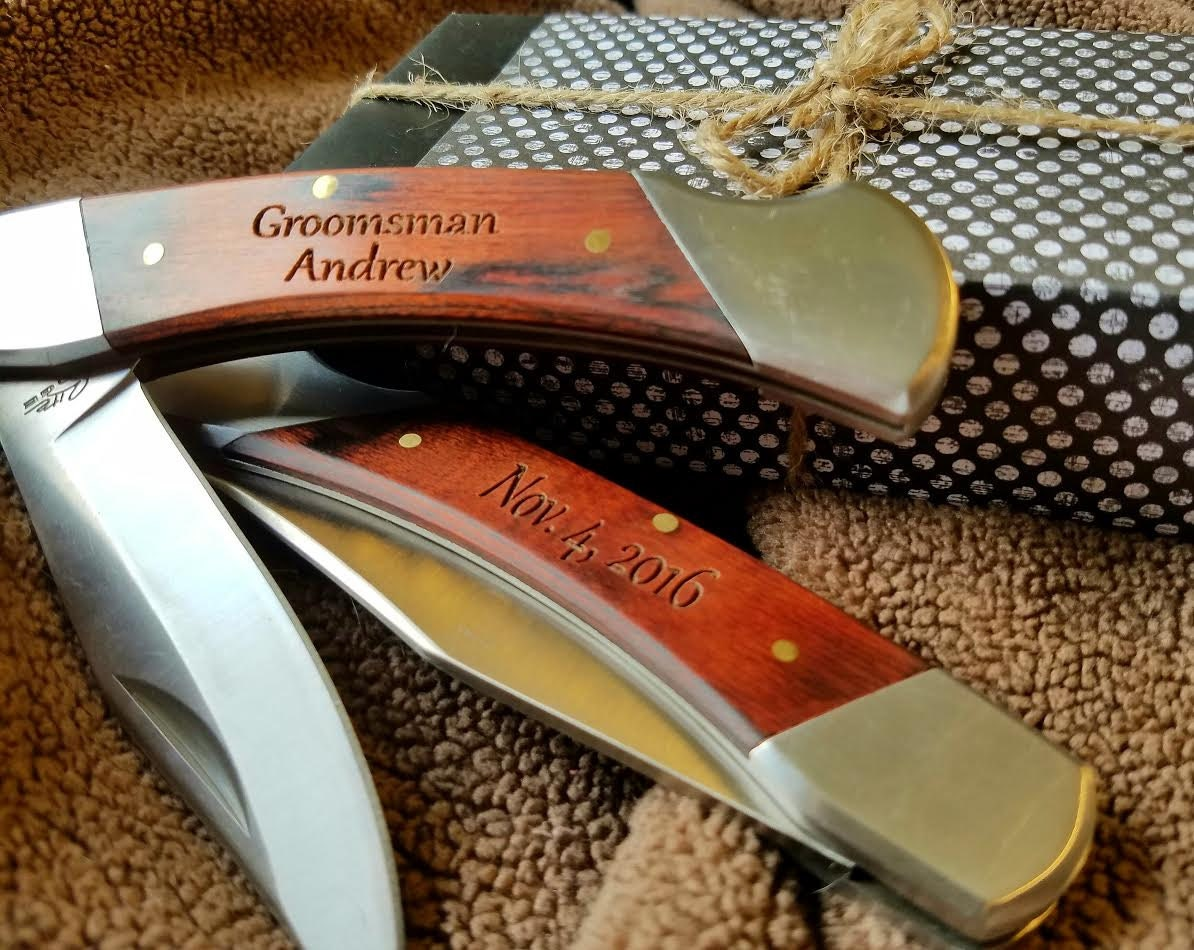 Personalized Birthday Gift For Him Pocket Knife Guy Engraved Boyfriend Husband Dad