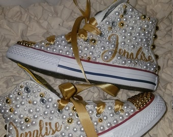 0d60c45bbd94 Bling Converse