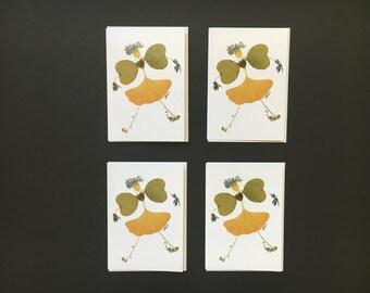 """One - """"Prim and Proper"""" Card Print"""