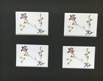 "One - ""Morning Dance"" Card Print"