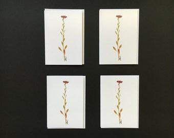 "One - ""Simplicity"" Card Print"