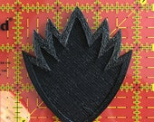 Guardians of the Galaxy - Prop Ravager Badge for Cosplay - 3D Printed Kit