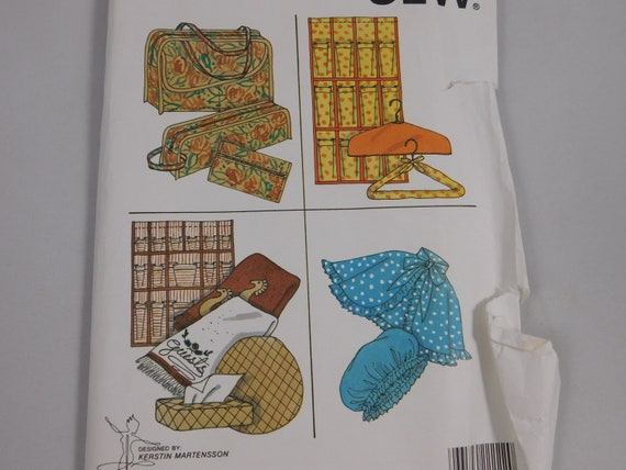 Prime Make Up Bag Sewing Pattern Cape Cover For Shoulder Tissue Box Hanger Toilet Seat Shower Cap Shoe Organizer Kwik Sew 831 Theyellowbook Wood Chair Design Ideas Theyellowbookinfo