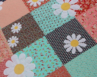 Daisy...Daisy Quilt Pattern (Printed)