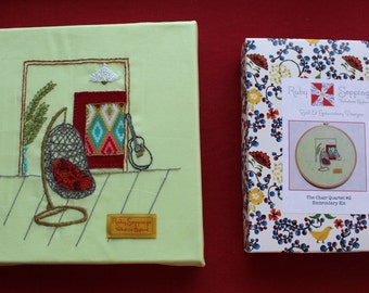 Embroidery Kit - Chair Quarter #2