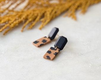 Gem pendants   leopard