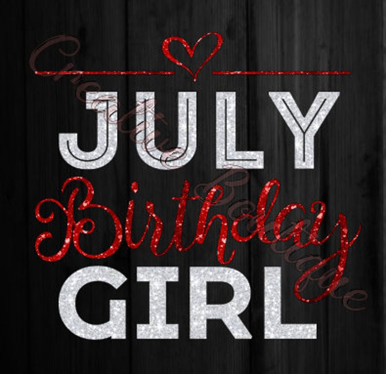 79fe183e2 Birthday girl all months January February March April May June
