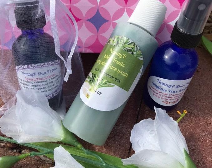 Organic Skincare Routine - Certified Aromatherapist