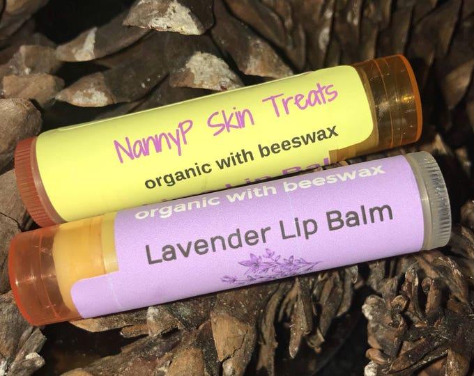 Lip Balm With Vitamin E - CERTIFIED AROMATHERAPIST