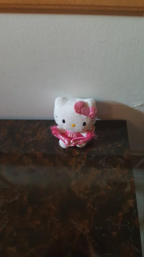 Ty Beanie Babies Hello Kitty Plush Cheerleader  293e446eb426