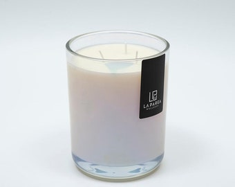 Bamboo Tree Luxury Soy Wax  Candle, homemade candles, decorative candles