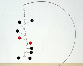 Mobile/Stable, mid century, inspired by Calder