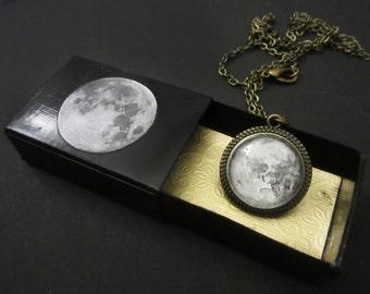 Full Moon Magic Talisman