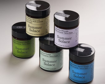 The Tallow Balm Core Collection