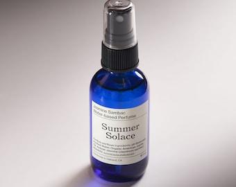 Jasmine Sambac Water-Based Perfume