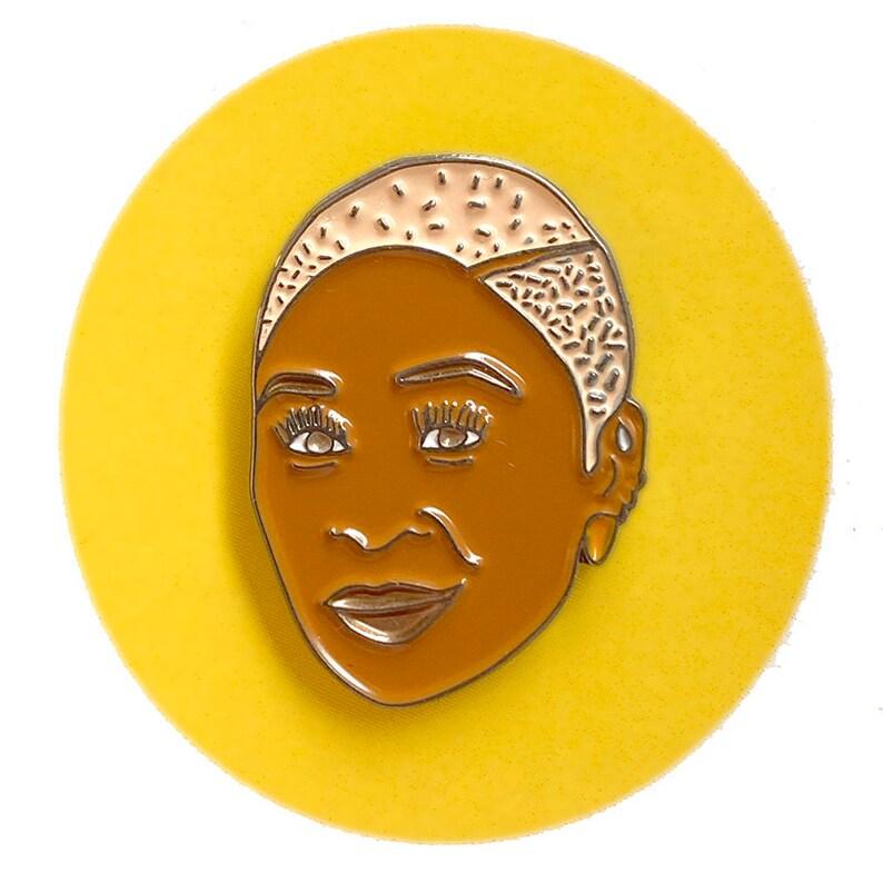 Cynthia Erivo Enamel Pin image 0