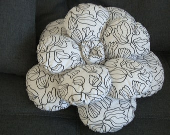 Flower Pillow/flower/decoration for the living room/sofa couch cushions