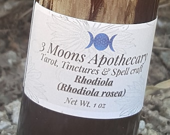 Rhodiola *Rhodiola rosea*