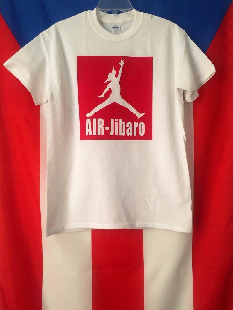 81a7f4e1eb Air Jibaro Puerto Rico Urban Jordan T Shirt