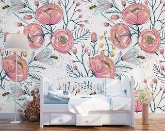 Anemone Spring Flower Wallpaper