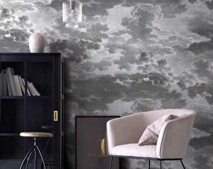 Cloudy Skies Wallpaper